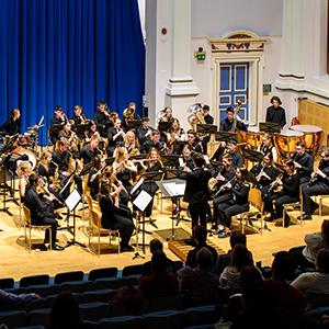 Leeds University Symphonic Wind Orchestra