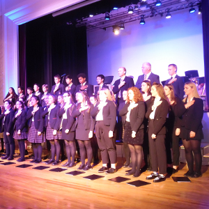 Dame Allan's School Senior Choir