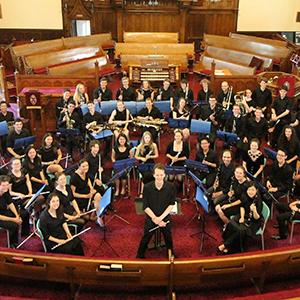 Cambridge University Wind Orchestra