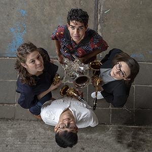 Dokwerk Saxophone Quartet